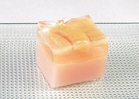 桃水羊かん