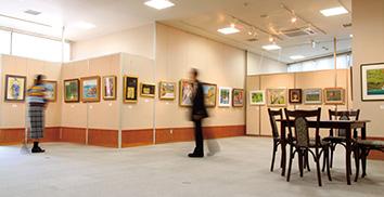 成田生涯学習市民ギャラリー