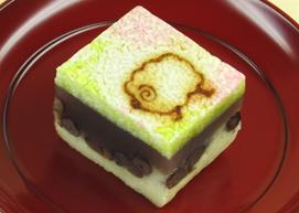 干支菓子 乙未(きのとひつじ)