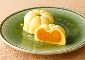 かぼちゃまんじゅう