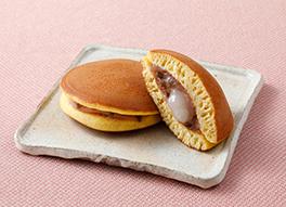 2020年春商品「なごみどら焼 桜餡餅入」