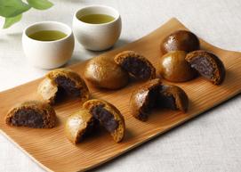 沖縄黒糖むしまんじゅう 八島味くらべ